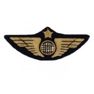 ailes de poitrine pilote or
